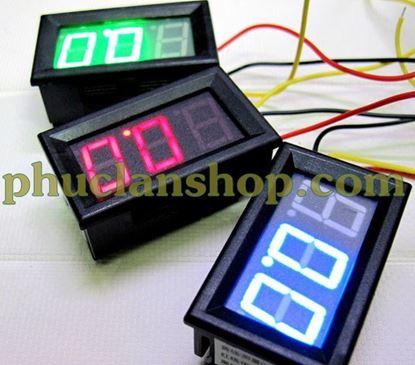Picture of Đồng hồ đo dòng (Ampe) từ 0 đến 20A