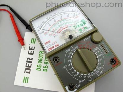 Picture of Đồng hồ đo điện tử DER-EE 960 (hàng loại I)